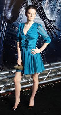 Spider-Man Actress Lucy Gordon