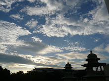 白云蓝天的希望