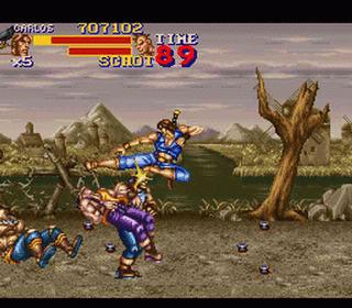 Final Fight vs Street of Rage Final-fight-2-screenshot-002