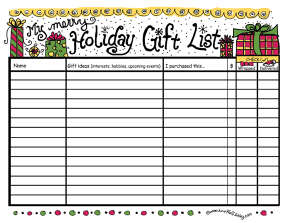 Doc419542 Printable Christmas List Template 1000 ideas about – Printable Christmas Wish List Template