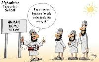 Muslimské útoky vysvětleny
