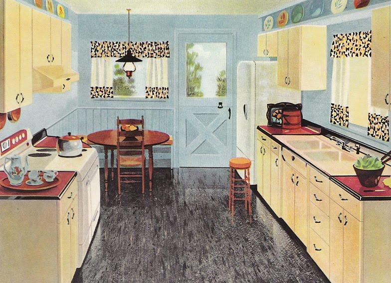 Vintage Goodness 10 Vintage Youngstown Steel Kitchen