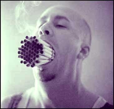 I Love Smoking Cigarettes