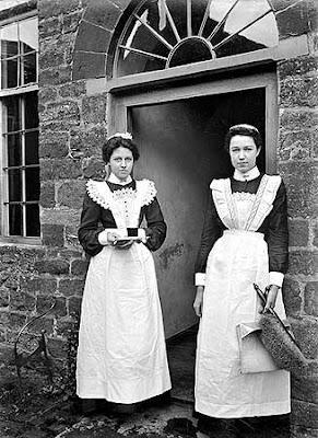 period series of bells for servants uk