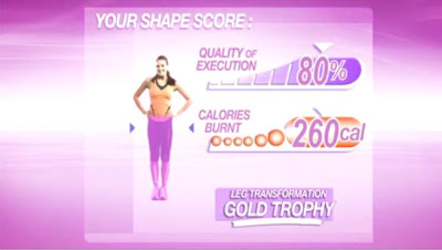 Your Shape (WII) Reviews - Jenny McCarthy Workout Game