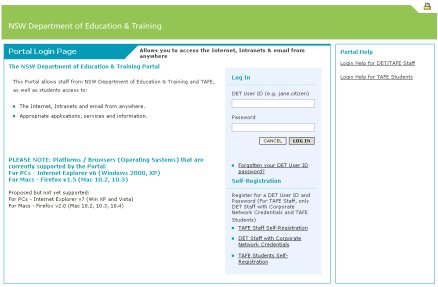 From this homepage you can login to your user account. User Name and Password. Teacher Transfer Applications – enter the network username and password that you use to sign into your workstation. TRACER Replacement Teachers - enter your MyHR Recruitment username and password e.g. User name ab Other Users - enter your network username and password that you use to sign into your .