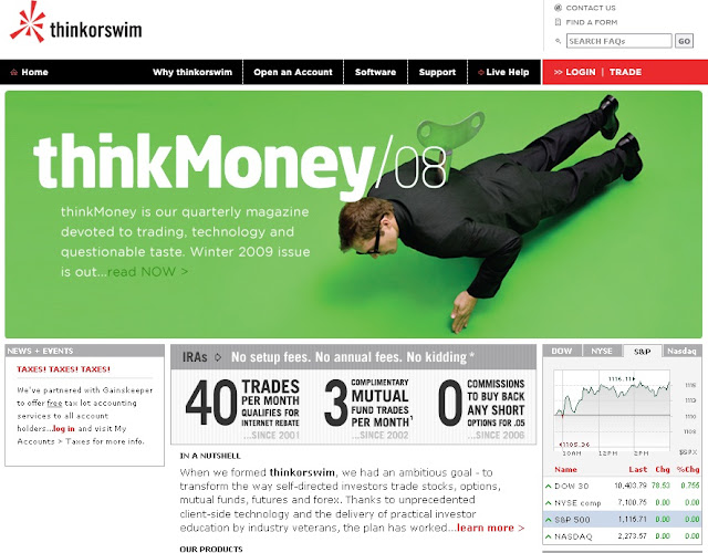 Www.ThinkOrSwim.com - Login to ThinkOrSwim for Stock & forex trading