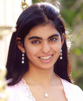 Isha Ambani (Youngest Indian Billionaire) : Wiki, Pics &amp; Photos