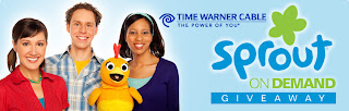 Time Warner Cable Sprout On Demand Giveaway at Twondemand.com