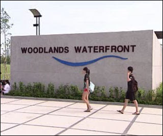 Woodlands Waterfront opens - Phase one Photos