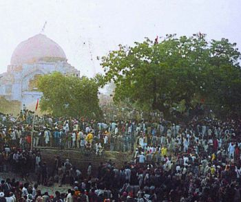 Babri Masjid Demolition Pictures Amp Verdict Updates
