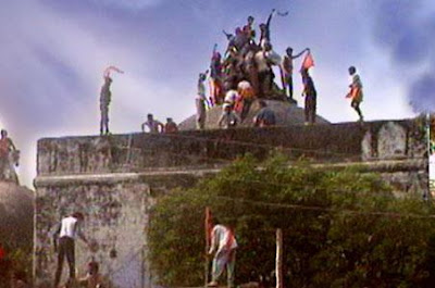 Babri Masjid demolition Pictures & Verdict updates