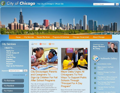 Cityofchicago.org/Revenue : City of Chicago Revenue Department