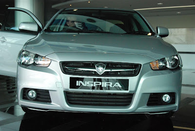 Proton Inspira : Price, Review & Specifications