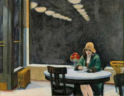 automat edward hopper essay Edward hopper was born in 1882, in ny, into a middle class family from 1900 to 1906 he studied at the ny school of art, and while in school, shifted from illustration to works of fine art.