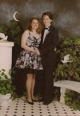 Denise Prom 1993