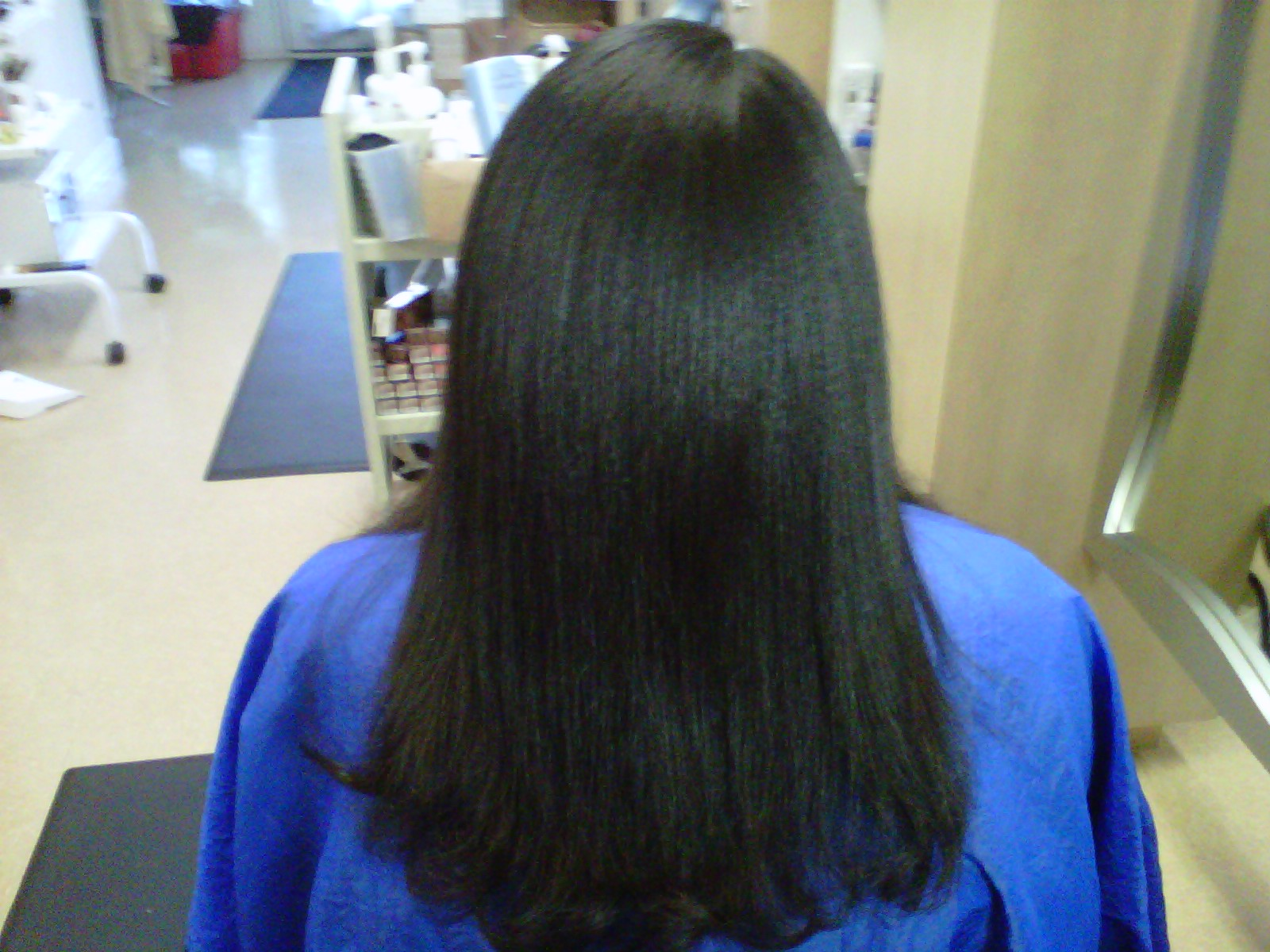 phenomenalhaircare growing healthy relaxed hair