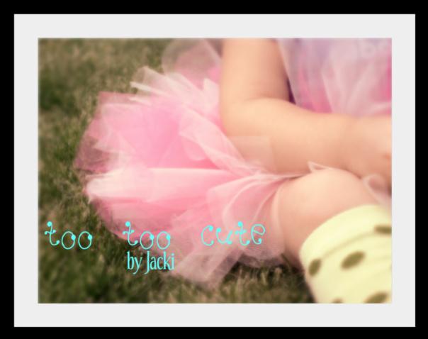 Too Too Cute