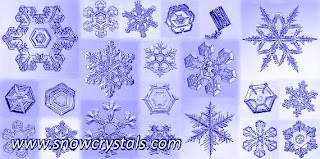 thumbnail link image to CalTech's snowflake site, www.snowcrystals.com