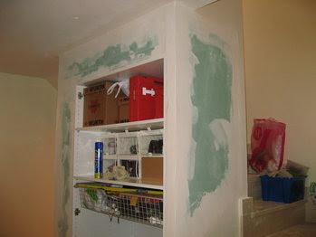 Un armario muy bien empotrado mi llave allen - Hacer armario empotrado ikea ...