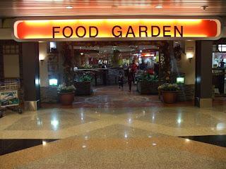 Food Garden KLIA