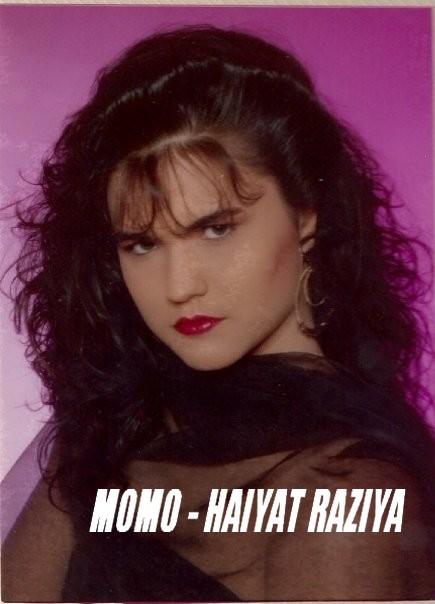 MOMO - HAIYAT RAZIYA