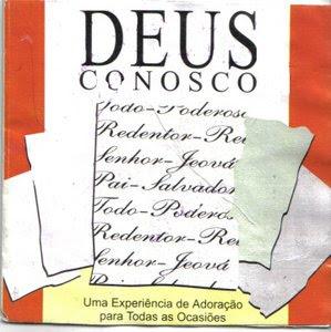 Cantata de Natal - Deus Conosco (Playback)