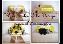 B de Bolos Cake Design - ESPECIAL CASAMENTOS