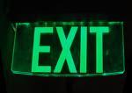 Locate Exit Signs