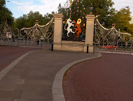 Gate to Hyde Park