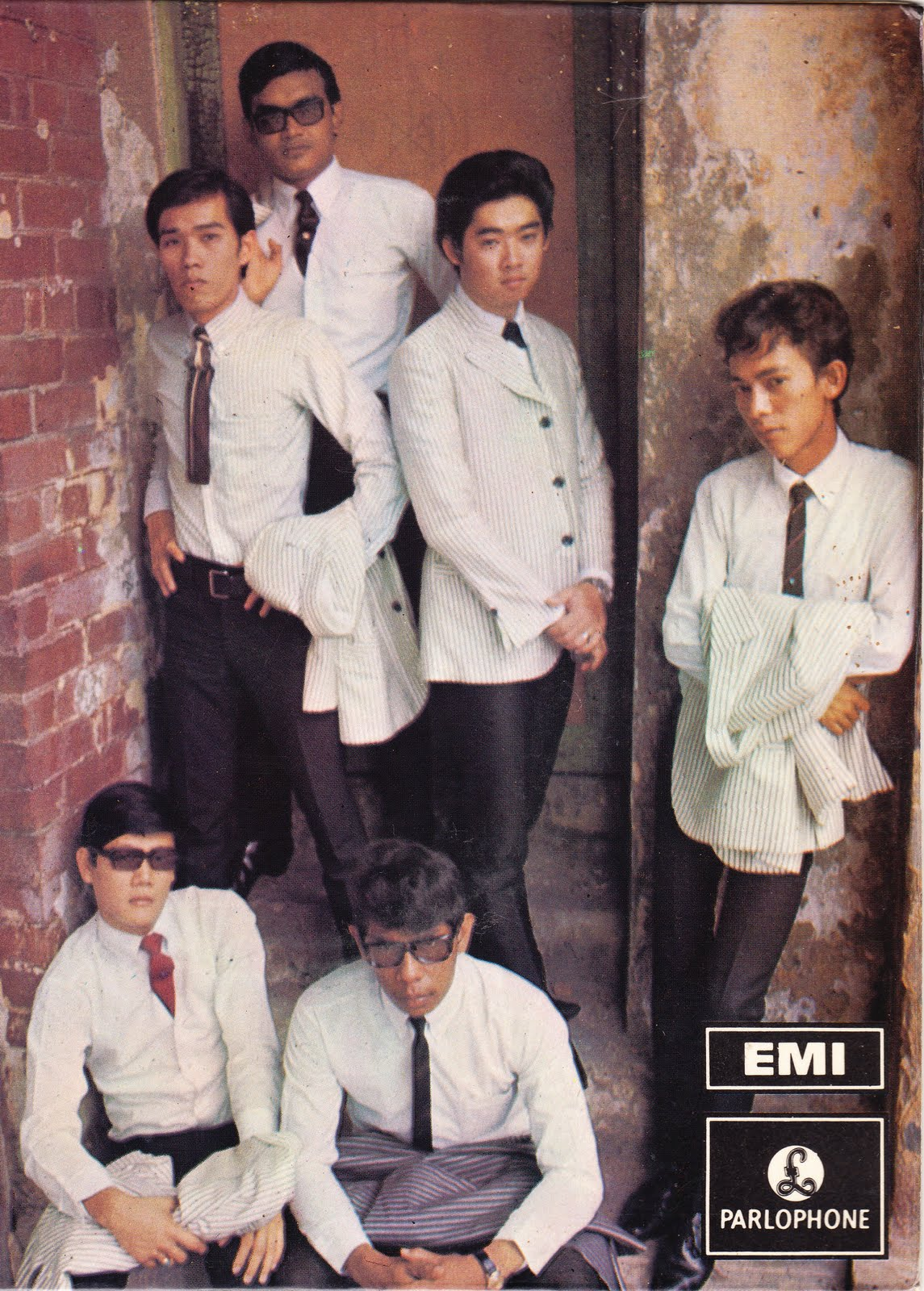 Singapore 60s: Andy's Pop Music Influence: ISMAIL HARON ...