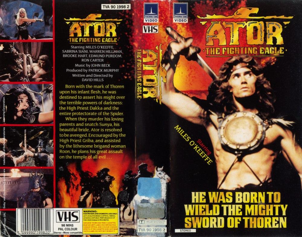 حصريا بانفراد تام فيلم الاكشن النادر Ator the Fighting Eagle (1982) على اكثر من سيرفر