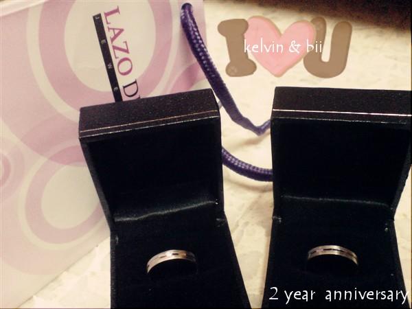♥ 2nd Anniversary
