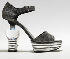 Would you wear the Chanel lightbulb heel?