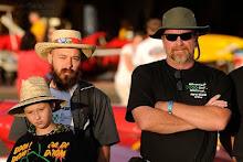 John Harlan, Rob Harlan, and Dave Patriarch
