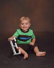 Kyler 12 months old