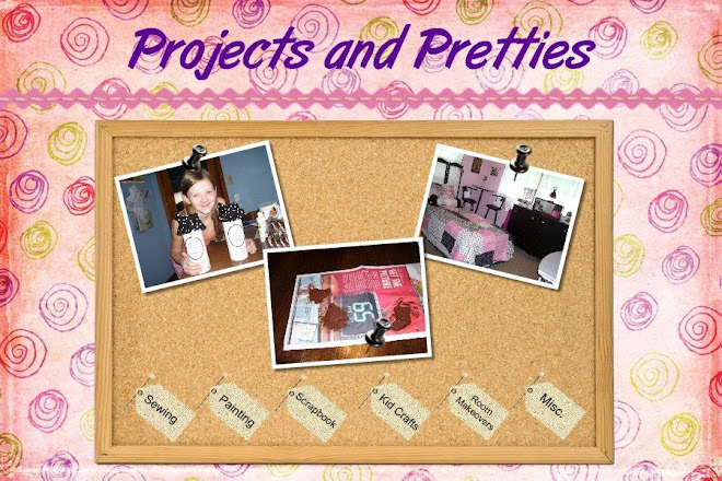 Projects & Pretties