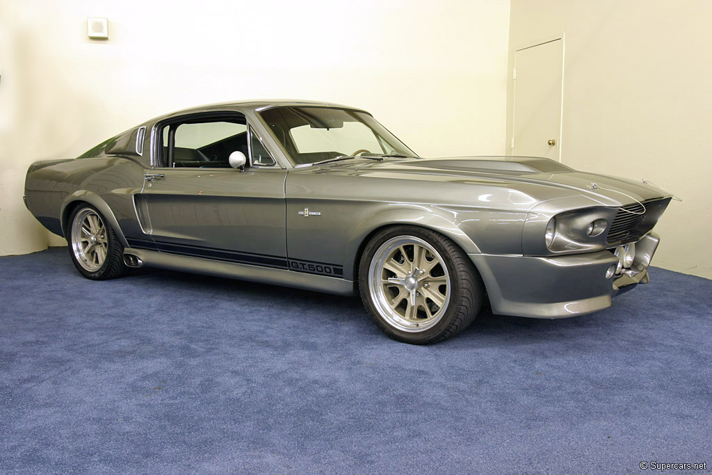 ford mustang 1967 gt. 1967 Ford Mustang GT 500
