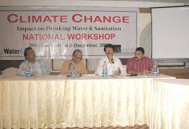 National Workshop on Climate Change and WATSAN