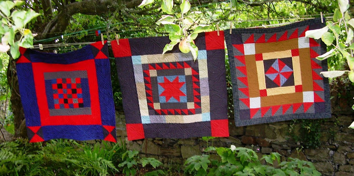 The Cottage Orné Quilt