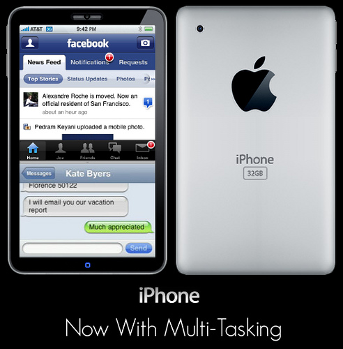 Apple iPhone 4 vs.