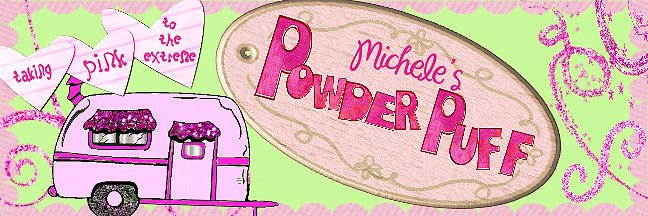 Michele's Powder Puff