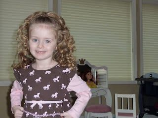 Little Girl's Hairstyles – Readers Hairdos -Makin' me proud!!!