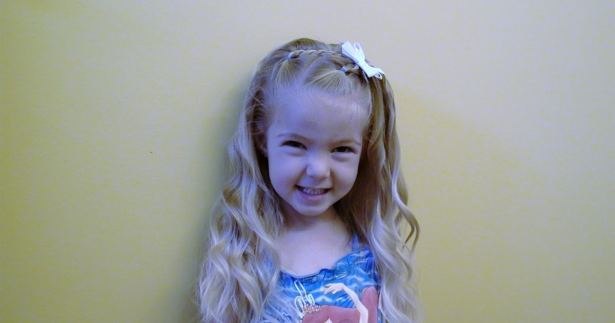 Shaunells Hair: Little Girls Hairstyles -Double twist - Hairstyles Braids