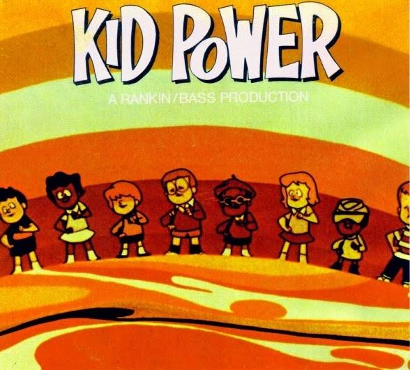 Curbstones, The - Kid Power (The Original Soundtrack Album)
