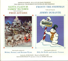SANTA CLAUS/FROSTY soundtrack CD!  Now selling for mega bucks!