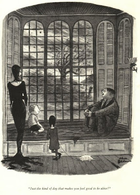 Rankin/Bass-historian: Some cool CHARLES ADDAMS cartoons!