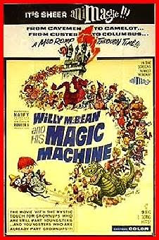 RANKIN/BASS' WILLY McBEAN & HIS MAGIC MACHINE!