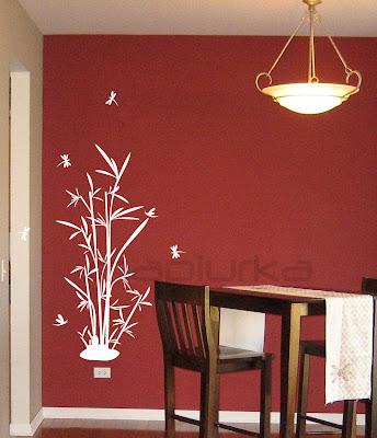 Mapiurka adhesivos decorativos ba bamb bamboo for Comedor logo