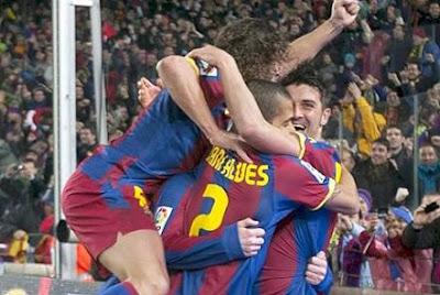 barcelona barca 5 0 goleada real madrid